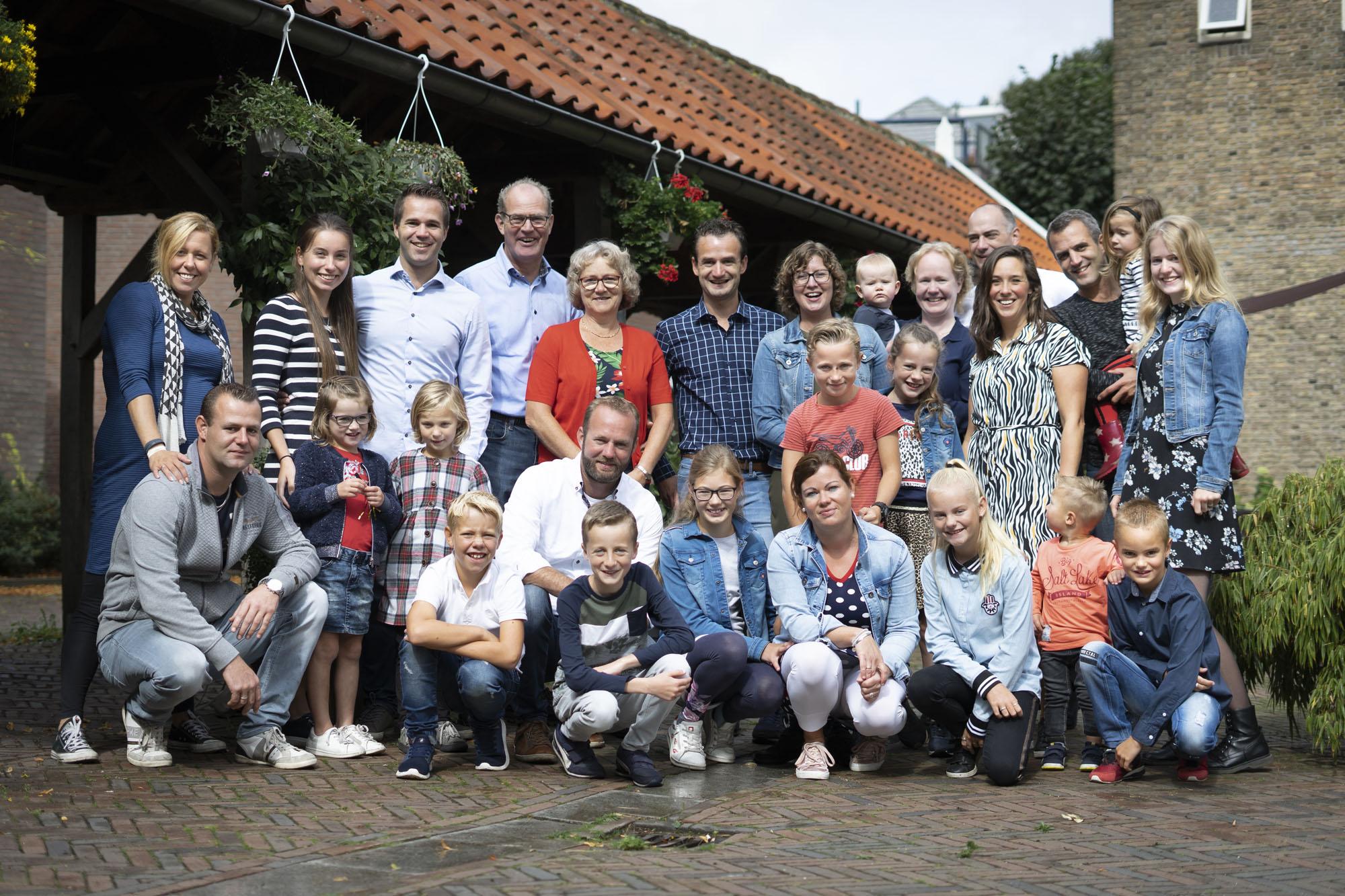 WenSmedia - Familieshoot Sliedrecht